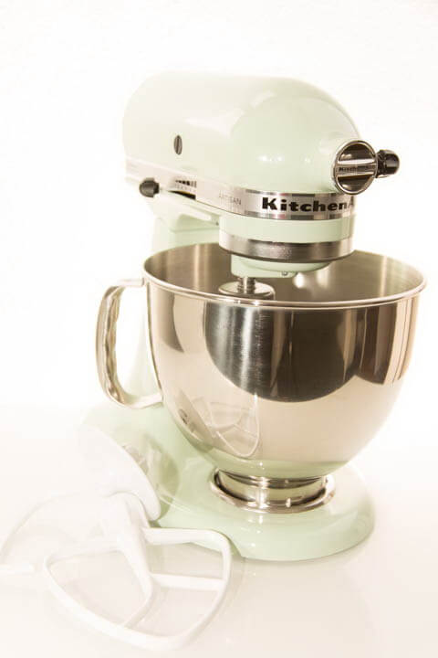 Kitchen Aid Pistazie